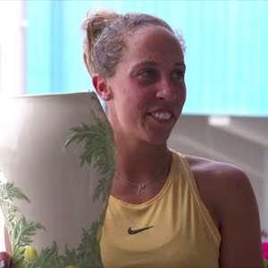 TÊNIS: WTA Cincinnati: Keys levanta o troféu florido!
