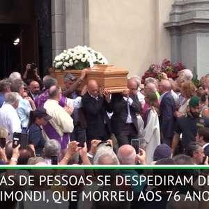 CICLISMO: Geral: Adeus à lenda Gimondi