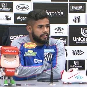 SANTOS: Felipe Jonatan usa conhecimento do rival para ...