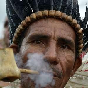 Índios do sul do Amazonas pensavam estar livres do incêndio