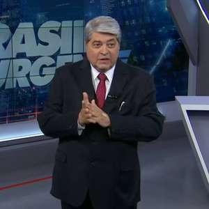 Datena dispensa apoio de Bolsonaro e flerta com Covas