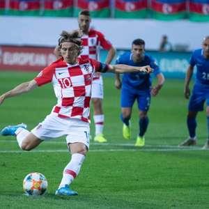 Croácia fica no empate com o Azerbaijão pelas ...