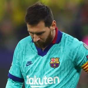 Só Messi não é garantia: Barcelona repete roteiro na ...