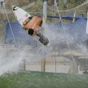 Feelog: Medina e Italo destróem no Surf Ranch