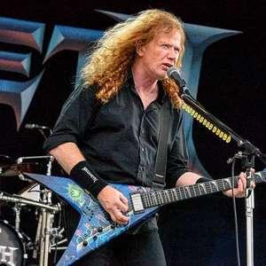Dave Mustaine diz que médicos estão otimista com sua ...