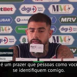 FORTALEZA: Quintero fala do status de ídolo pela ...