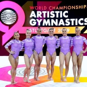 Jade se machuca e Brasil perde vaga em Tóquio na ginástica