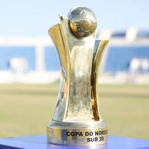 Confira a tabela detalhada da Copa do Nordeste Sub-20