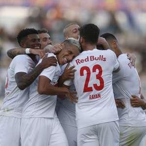 Bragantino se reabilita contra o Paraná e amplia ...