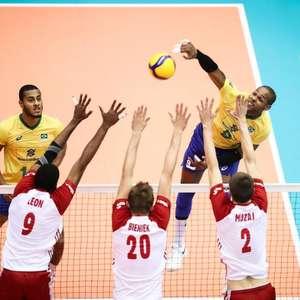 Leal e Lucão exaltam vitória sobre a Polônia na Copa do ...