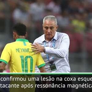 FUTEBOL: Ligue 1: Neymar desfalcará PSG por quatro semanas