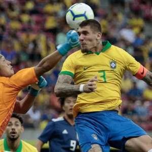 Lyanco fala sobre derrota da Seleção Sub-23 para o ...