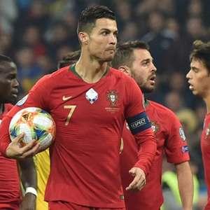 "CR7 fala sobre o gol nº 700: ""Os recordes que me buscam"""