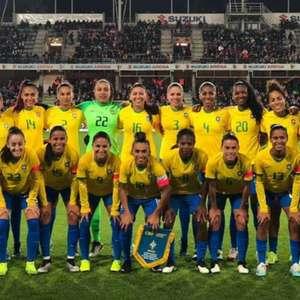 Seleção Feminina do Brasil participará de Torneio na China