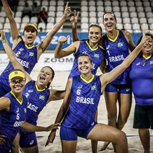 Brasil vence Austrália e está na final dos Jogos ...