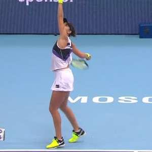 TÊNIS: WTA Moscou: Bencic vence a final sobre ...