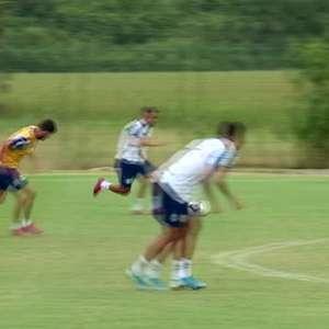 """GRÊMIO: Cortês mantém postura do time no Maracanã: """"Nós ..."""