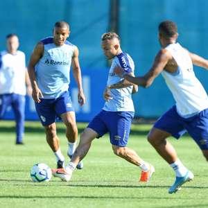 Grêmio encara a ameaçada Chapecoense na Arena Condá