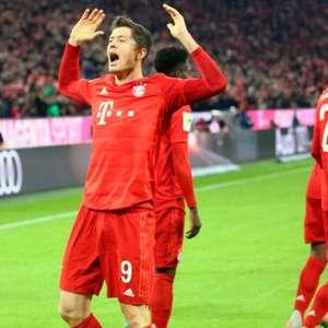 Bayern joga melhor e goleia o Dortmund no 'Der Klassiker'