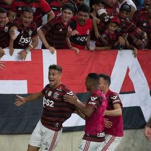 Flamengo tem aproveitamento superior a campeões europeus