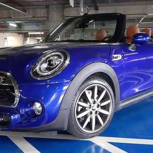 Mini Cabrio é o John Cooper Works mais acessível