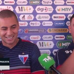 FORTALEZA: Wellington Paulista brinca com gol no ...