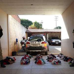 Polícia Militar prende homem que furtava calcinhas em ...