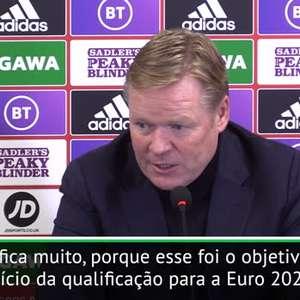 """FUTEBOL: Euro 2020: Koeman: """"Holanda poderia ter jogado ..."""