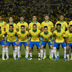 Brasil vence o México e é tetracampeão mundial sub-17