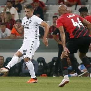 Números indicam a fase ruim do Botafogo: um turno de ...