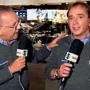 Saída de Reginaldo Leme marca fim de uma era da F1 na Globo