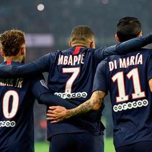 Mbappé faz golaço, Neymar volta a marcar e PSG bate o Nantes