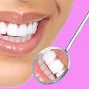 Dentes brancos não significam uma boca saudável