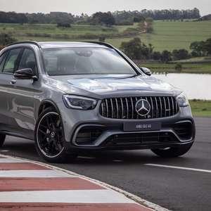 Mercedes-AMG GLC 63 4Matic+ chega ao Brasil por R$ 549.900