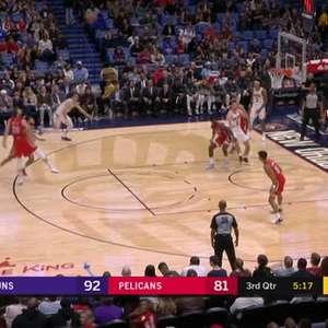 BASQUETE: NBA: New Orleans Pelicans 132-139 Phoenix Suns