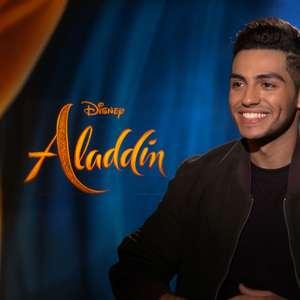Para participar de série do Hulu, estrela de Aladdin ...