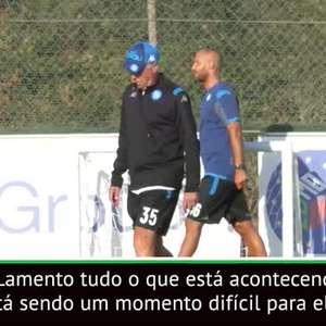 FUTEBOL: Serie A: Jorginho comenta demissão de ...