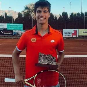 Treinado por ex-número 1, jovem espanhol ganha convite ...