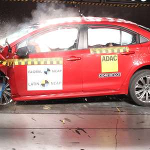 Latin NCap: Corolla e HB20 passam no crash-test, mas ...
