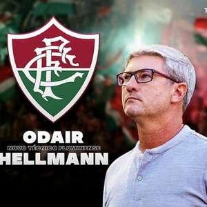Odair Hellmann expressa 'imenso orgulho' em comandar o ...