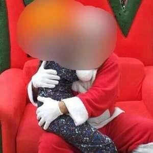 Mulher denuncia assédio de Papai Noel a filha em shopping