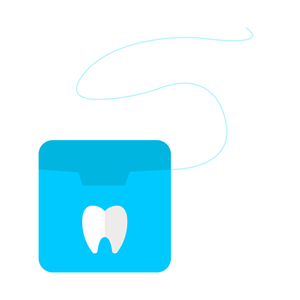 Nem 20% dos brasileiros usa fio dental na rotina