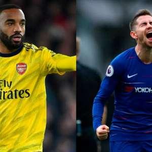 Arsenal e Chelsea entram em campo neste sábado na ...