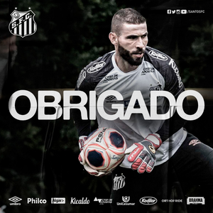 Santos agradece Vanderlei e manda recado ao goleiro: ...