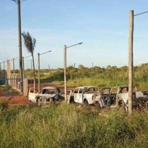 Membros do PCC fogem de prisão paraguaia; 75 estão foragidos