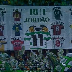 Líder de organizada do Sporting revela que hino do ...