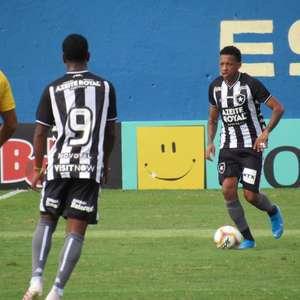 Atuação do time alternativo do Botafogo gera reclamação ...