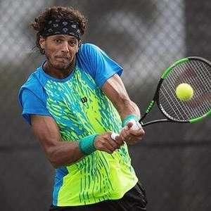 Banido do tênis pra sempre, Feijão quase foi herói na Davis