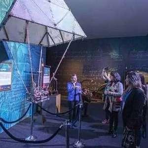 São Paulo faz 466 anos e ganha mostra sobre Leonardo de ...