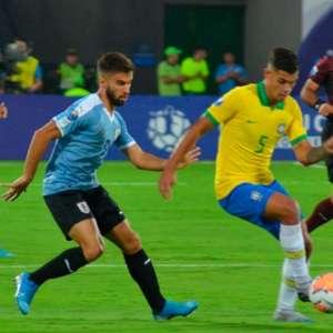 Goleiros falham e Brasil empata com Uruguai no Pré-Olímpico